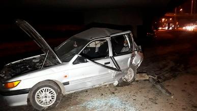 «Битва» субаристов на Райымбека в Алматы закончилась серьёзной аварией