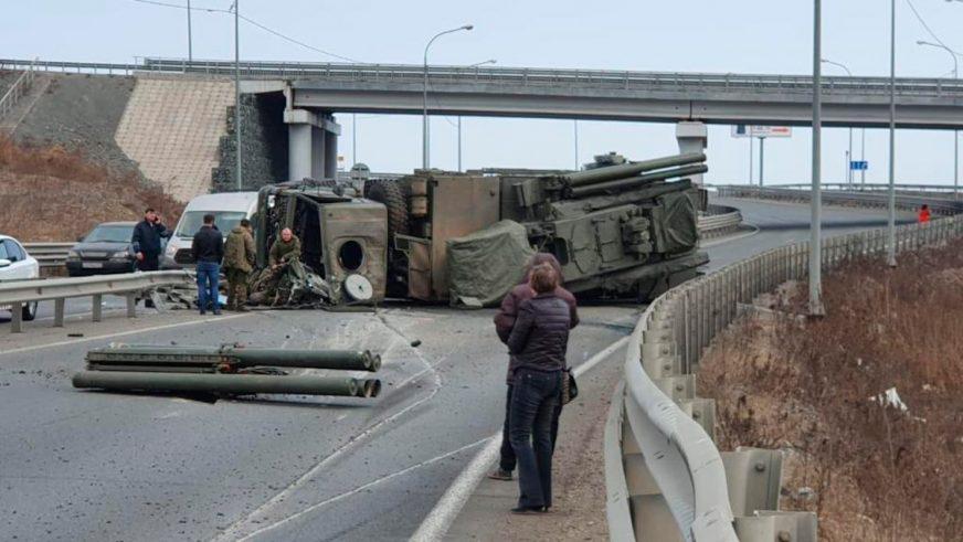ДТП на  миллионов произошло под Владивостоком