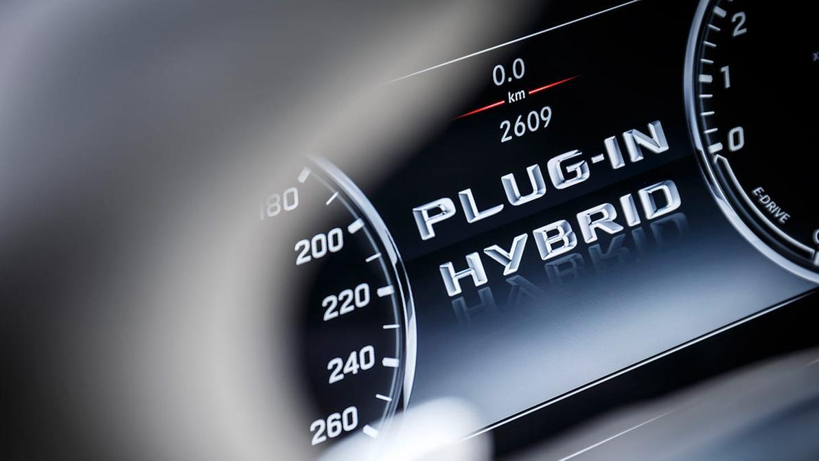 Все Mercedes-AMG будут гибридами с 2020 года