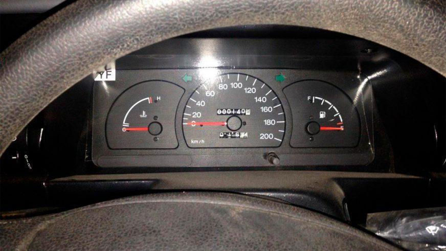 Капсула времени: Daewoo Nexia с пробегом 140 км