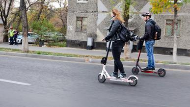 Электросамокаты и велосипеды: где ездить можно, а где нельзя