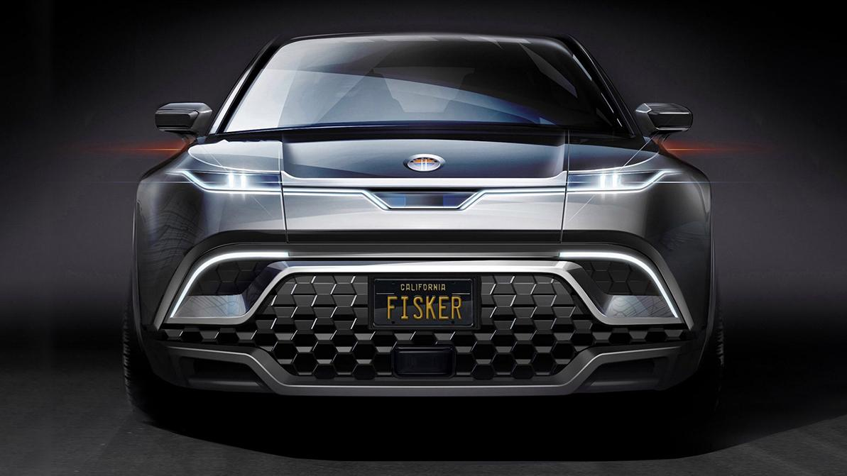 Fisker готовит конкурента для Tesla Model Y