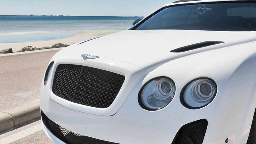 Тюнеры превратили Chrysler Sebring в Bentley Continental GTC