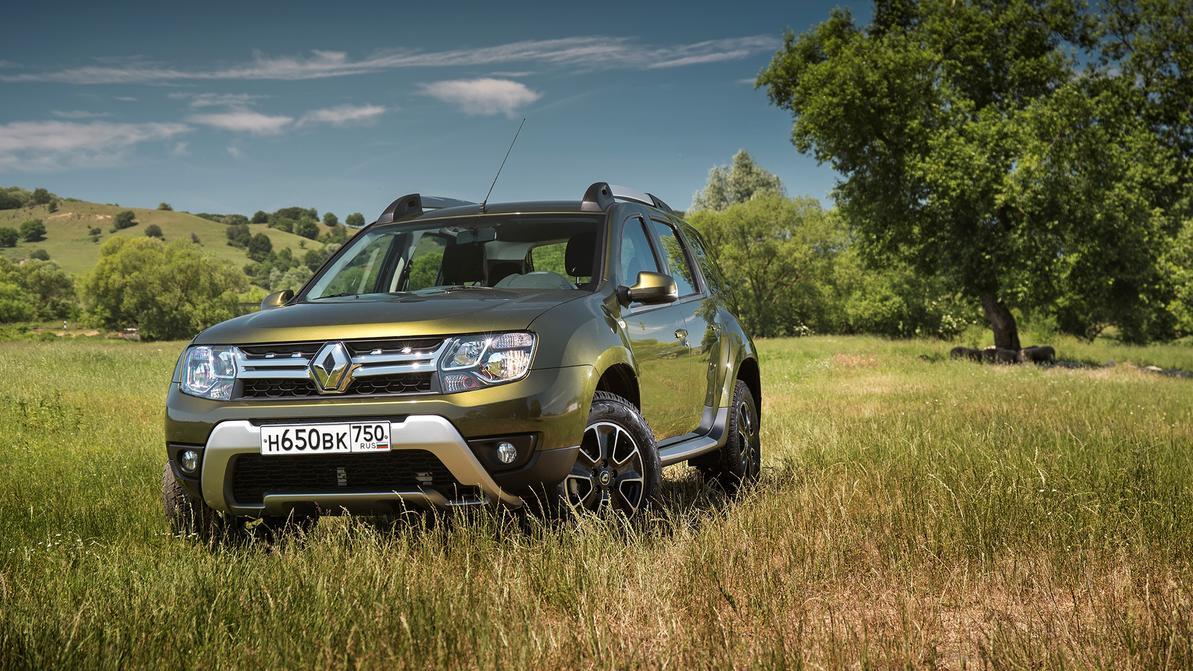 Renault отзывает кроссоверы Duster