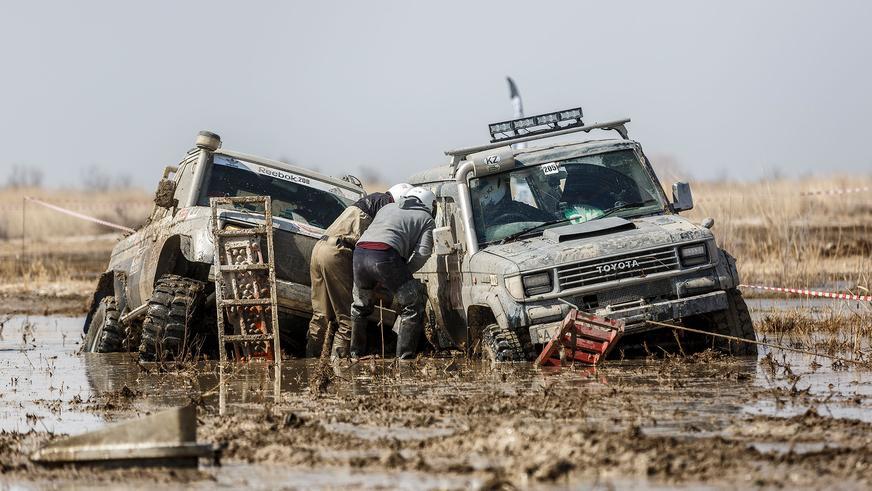 «Кочевник-Трофи» открывает внедорожный сезон