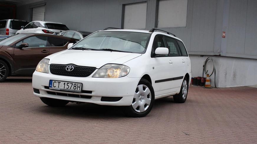 Миллион километров проехала Toyota Corolla за 16 лет
