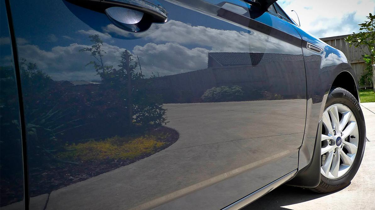Самовосстанавливающийся автомобильный лак изобрели в Германии