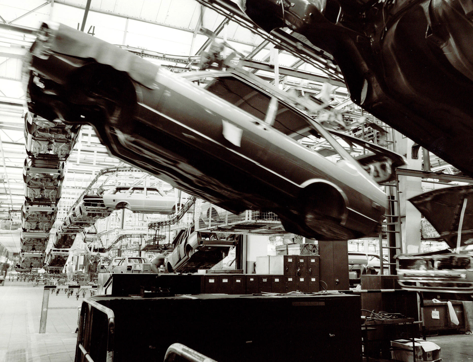 Volkswagen Passat. Собрано 30 млн машин