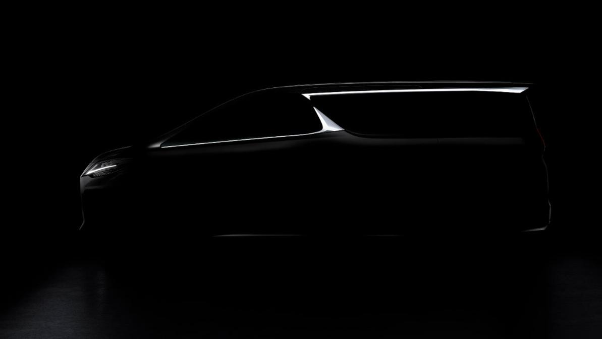 Минивэн от Lexus назовут LM