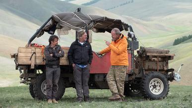 «Гранд Тур» Монголия. Таким он должен был быть с самого начала