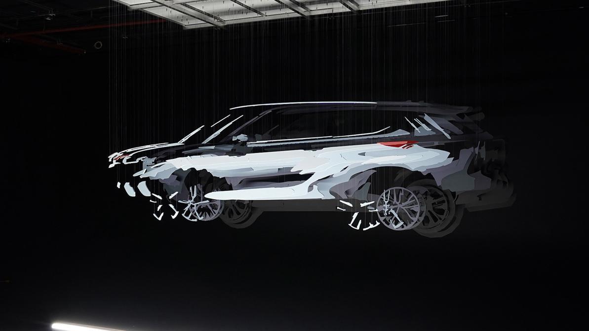 Как будет выглядеть новый Toyota Highlander