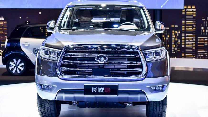 В Китае создали свою Toyota Tundra