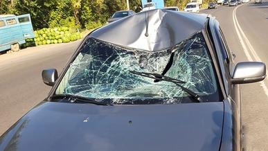 600 тысяч тенге может заплатить пешеход за ремонт авто, которое его сбило