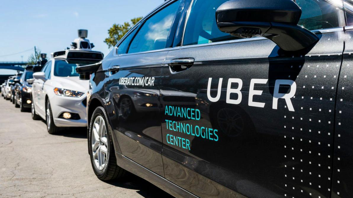 Toyota, Uber и Denso будут вместе развивать беспилотники
