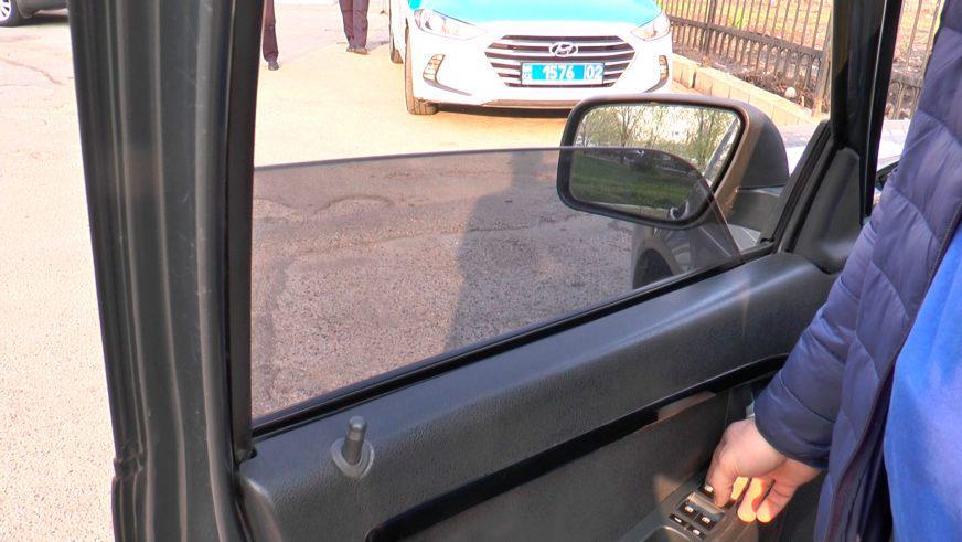 «Сертификат» на тонированные стёкла не спас водителя от штрафа