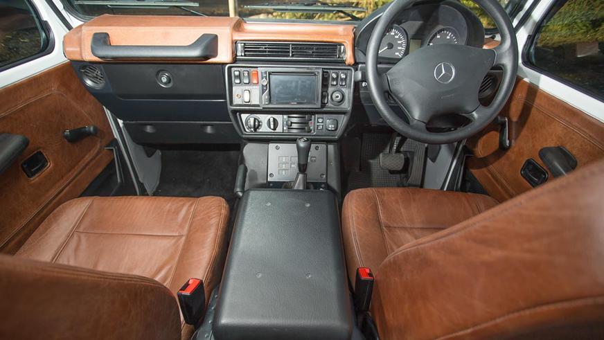 Mercedes-Benz G-Class для кругосветки