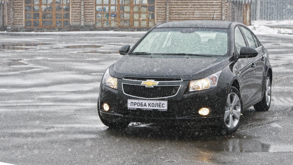 Chevrolet Cruze - 2011