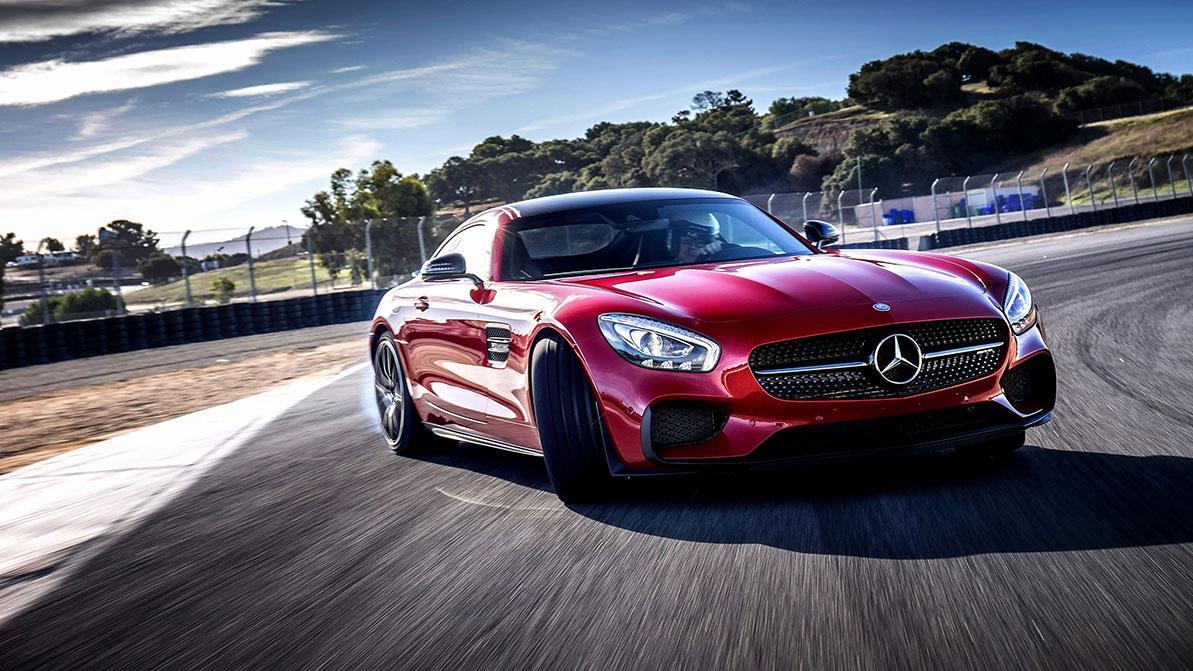Забудьте про заднеприводные Mercedes-AMG