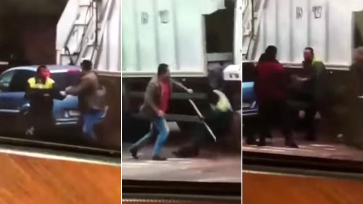 Коммунальщиков избили в Алматы