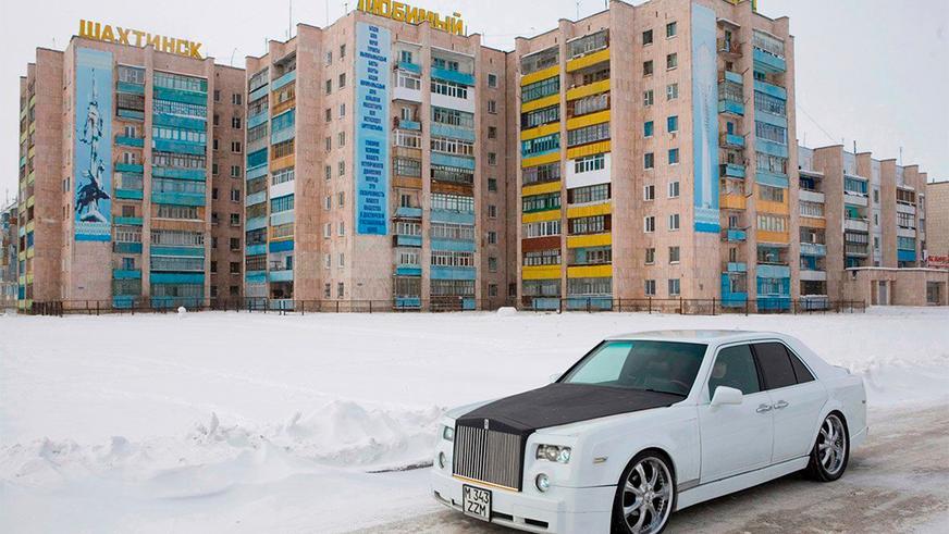 Rolls-Royce за три копейки
