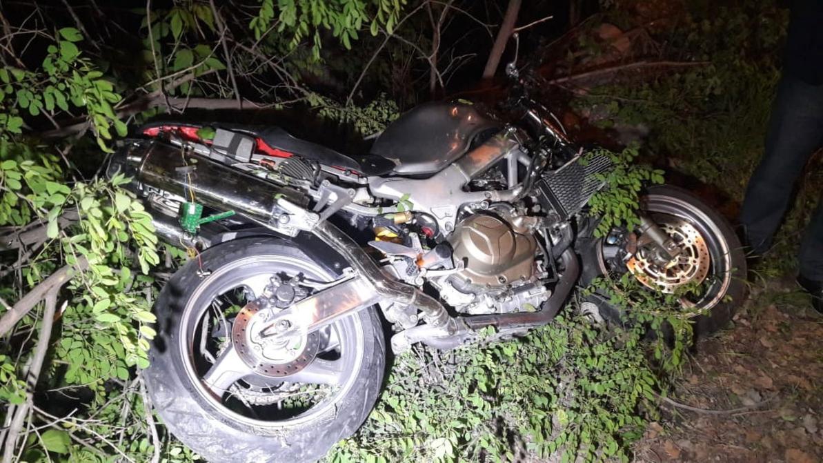 Мотоциклист сбил пешехода на Капшагайке