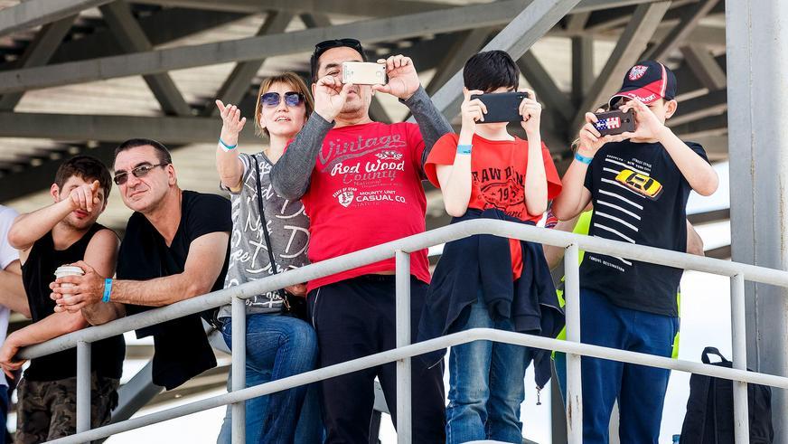 Второй этап чемпионата РК по дрифту глазами фотографа