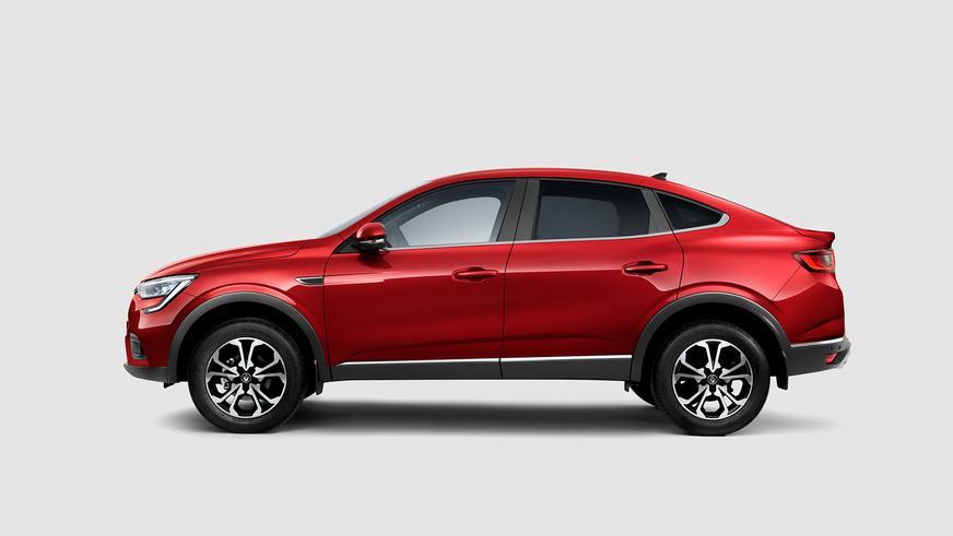 Серийный Renault Arkana представили официально