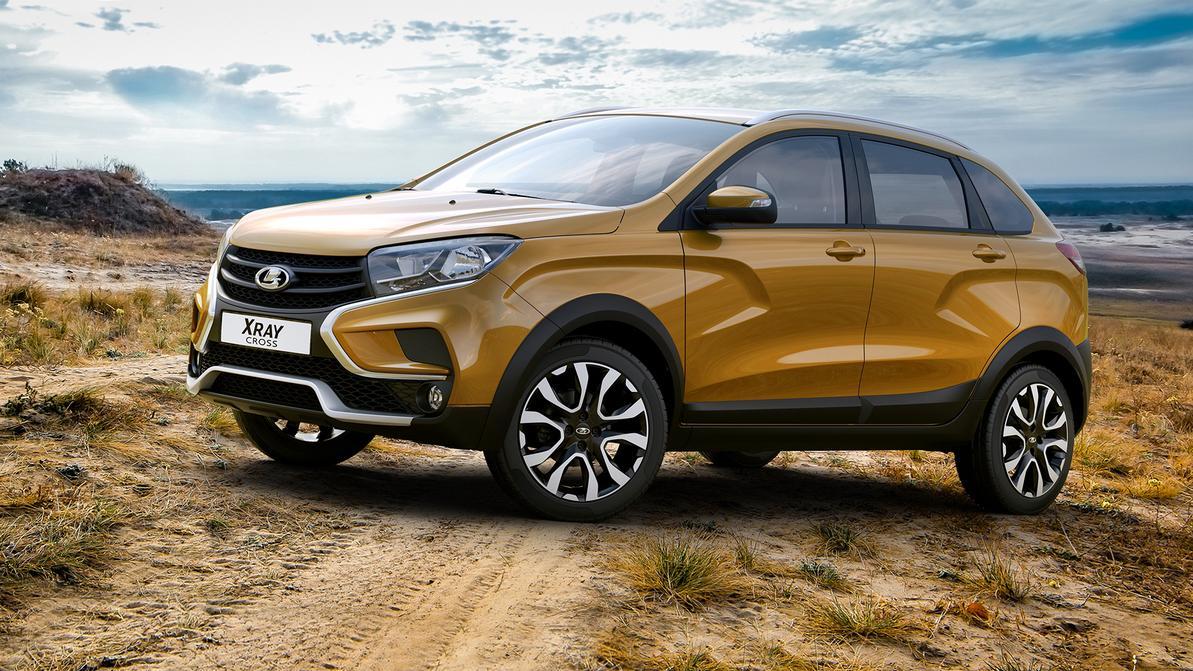 Lada XRAY Cross отзывают из-за дефекта рулевого вала