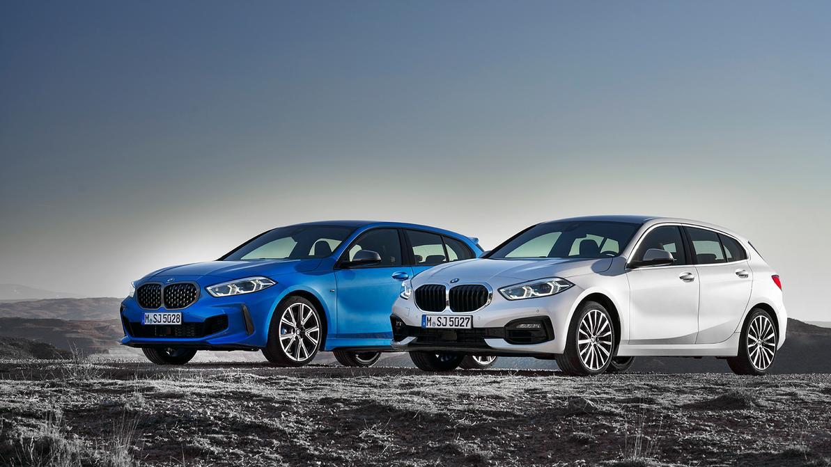 Ещё одна BMW обзавелась передним приводом