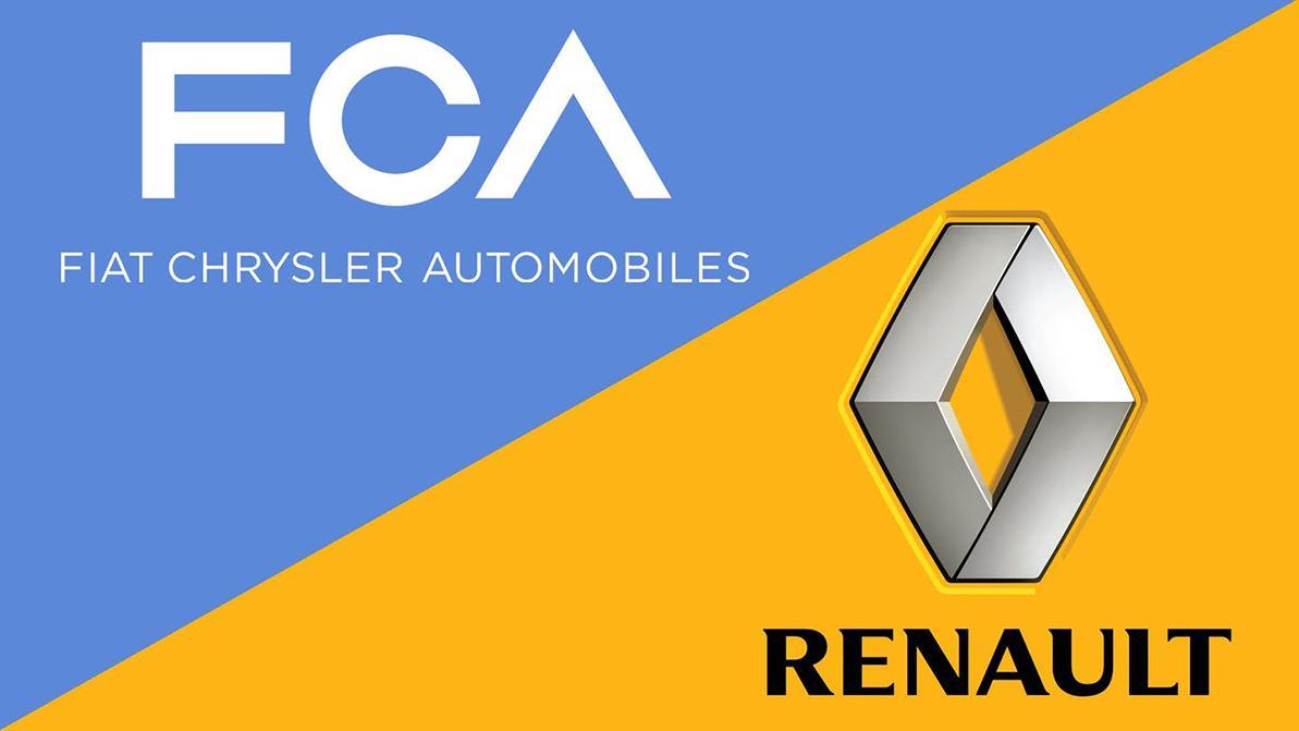 Renault и Fiat Chrysler Automobiles планируют слияние
