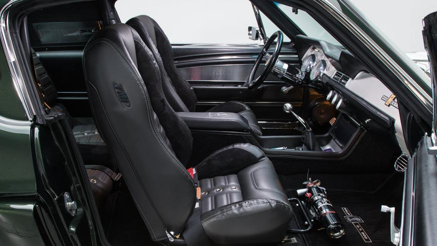Ford Mustang из «Форсажа» выставили на продажу