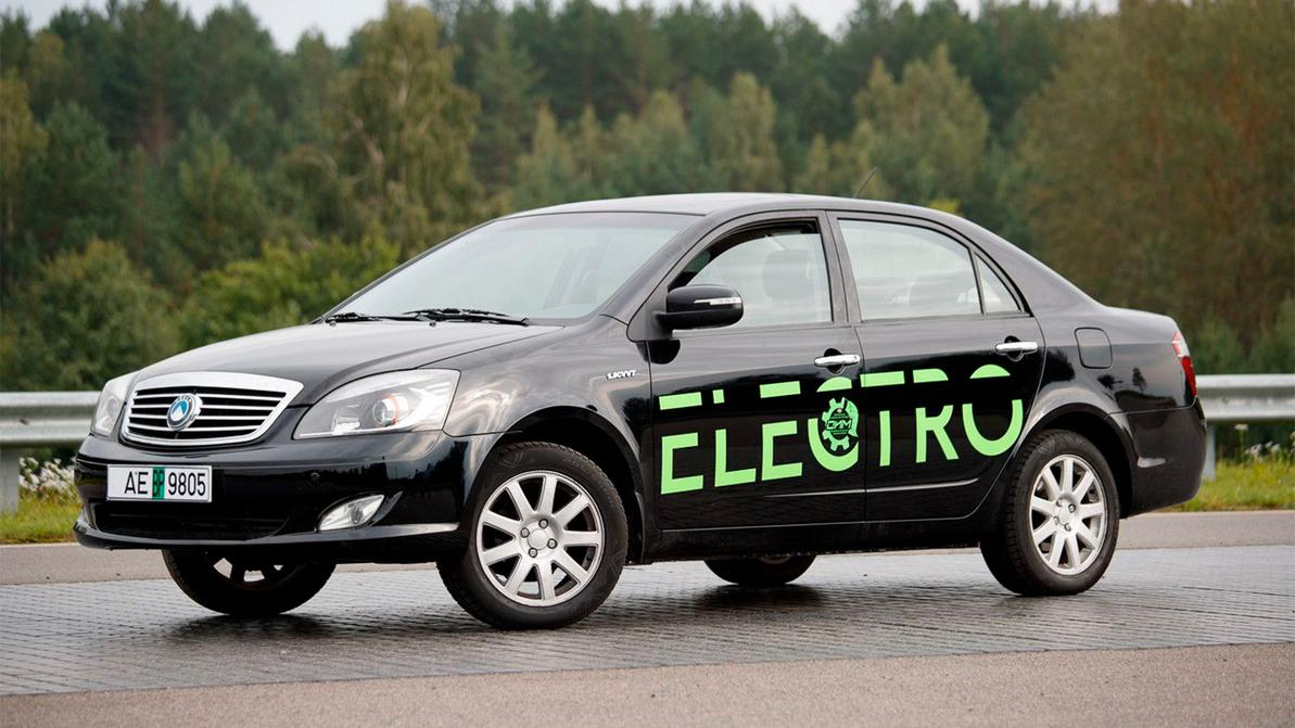 Раллийный электромобиль разрабатывают белорусские инженеры
