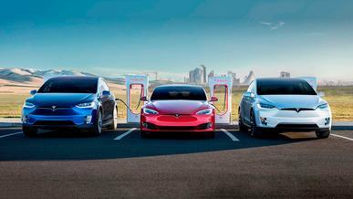 Станции Supercharger для Tesla Илон Маск построит в Казахстане в 2019-м