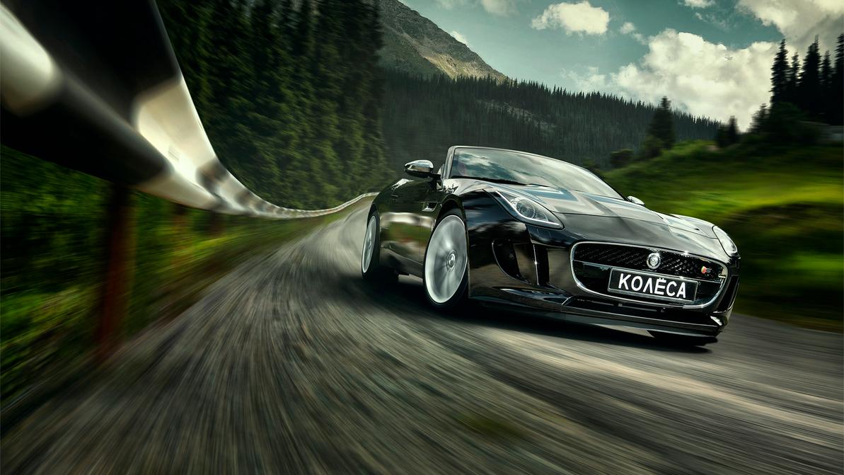 Jaguar F-Type S - 2013
