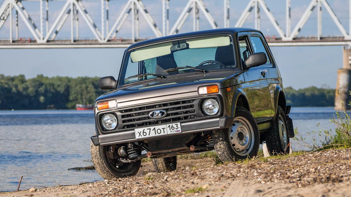 И снова брак: АВТОВАЗ готовится к отзыву Lada 4x4
