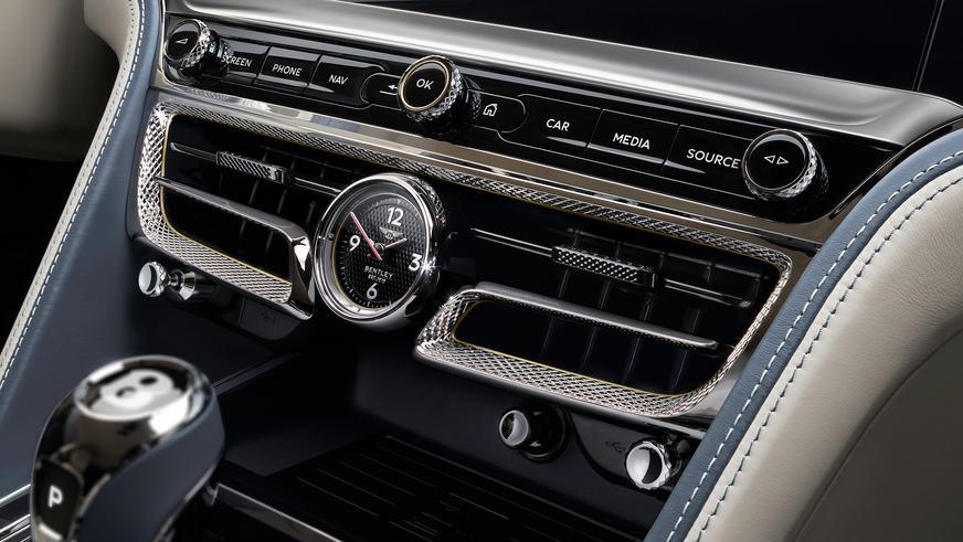 Bentley презентовала новый Flying Spur