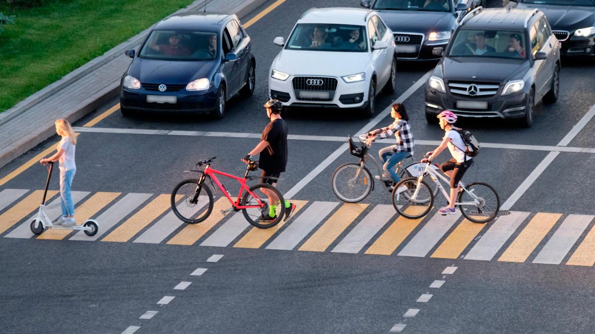 Сбил велосипедиста: как быть и что делать?