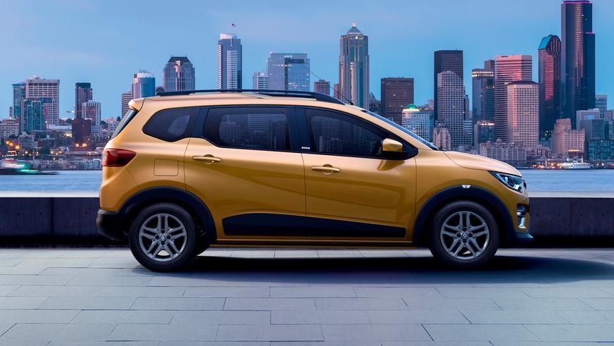У Renault появился дешёвый 7-местный микровэн