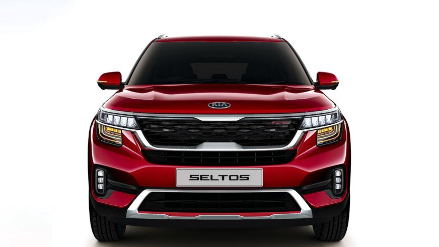Компактный Kia Seltos представлен официально