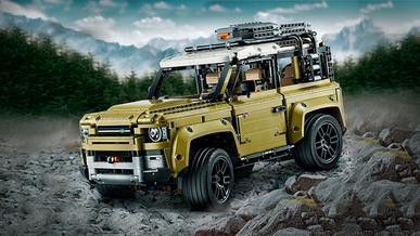 Рассекречена внешность нового Land Rover Defender