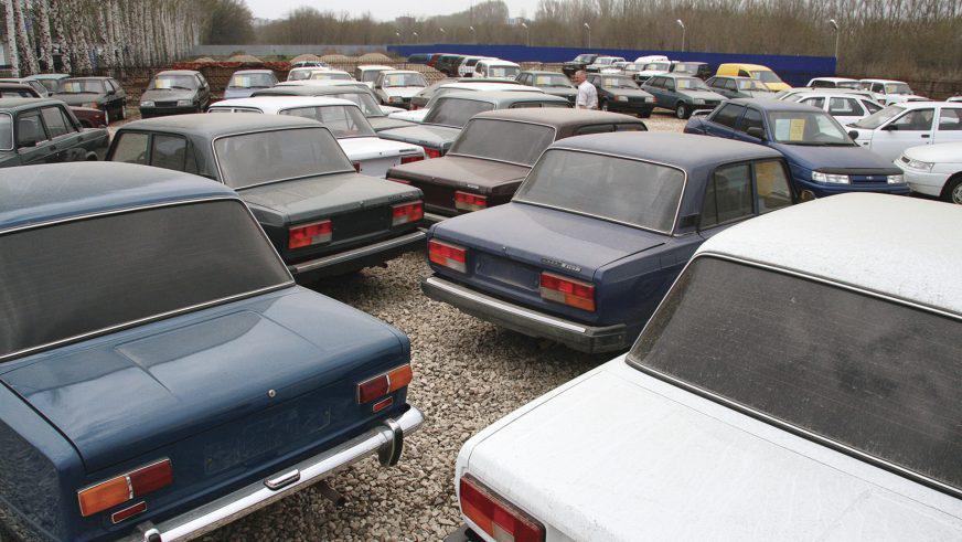 Скатерть-самобранка: обзор рынка б/у авто России (2012)