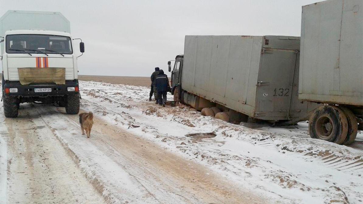400 человек за два года стали жертвами плохой дороги Кызылорда – Жезказган