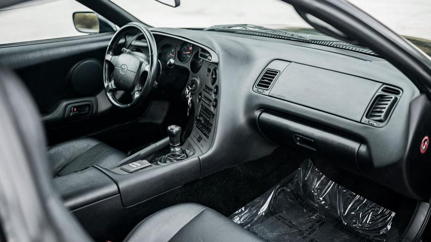 Цены на Toyota Supra приближаются к $200 000