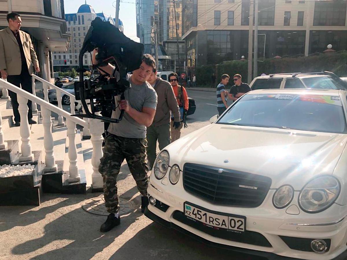 «Зеркала». Об автомобильных ворах без прикрас расскажут казахстанские кинематографисты