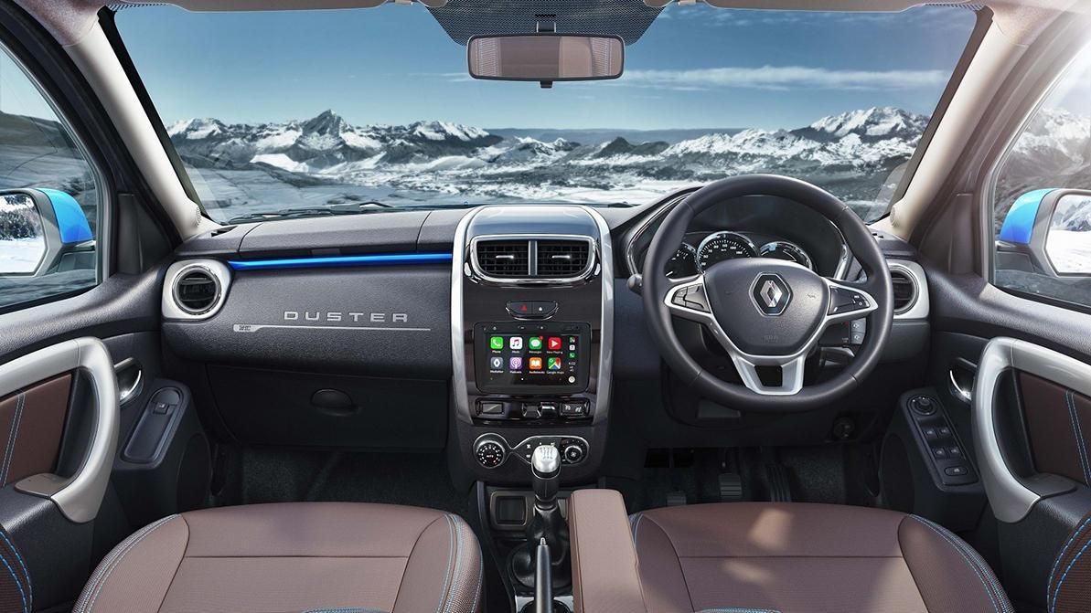 Представлен новый старый Renault Duster