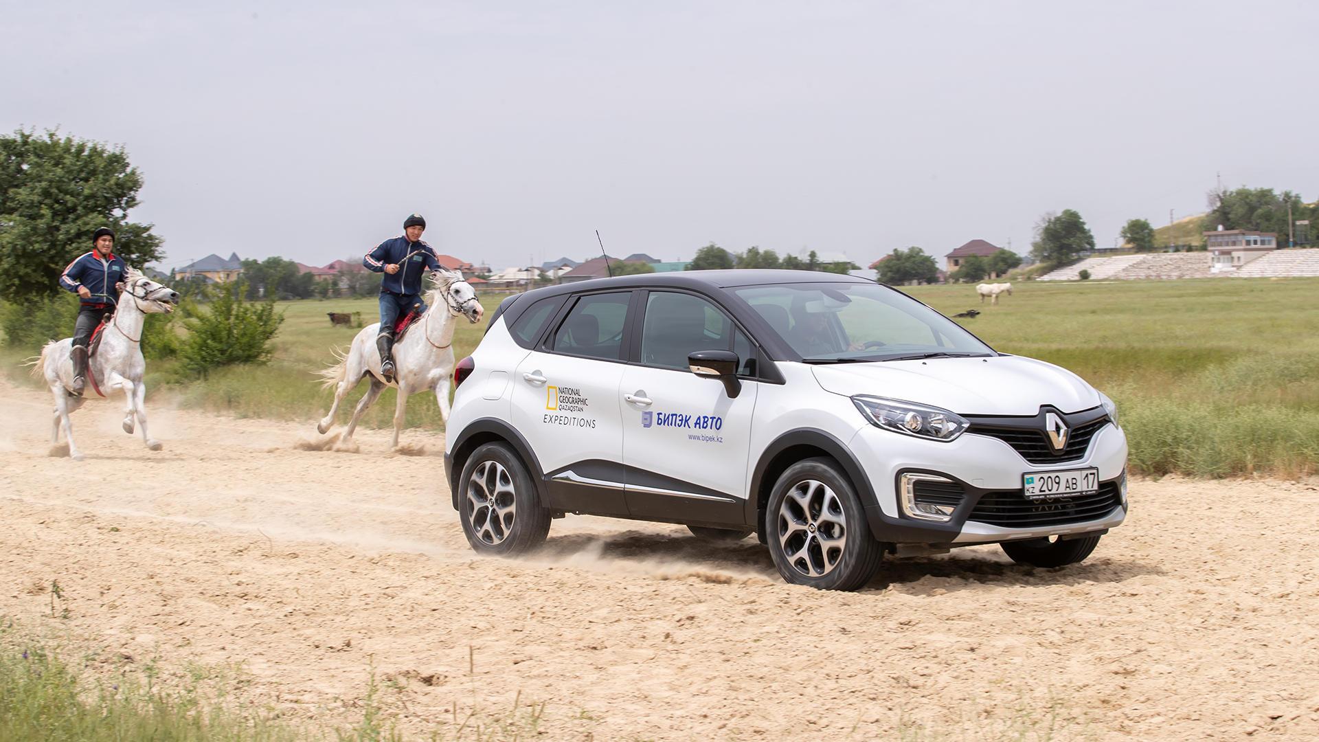 Испытание грязью и гравийкой: кроссоверы Renault