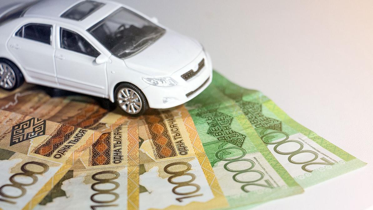 Амнистия по налогам на авто в Казахстане начнётся в конце июля