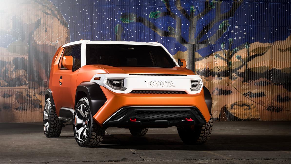 Toyota готовит ещё один кроссовер