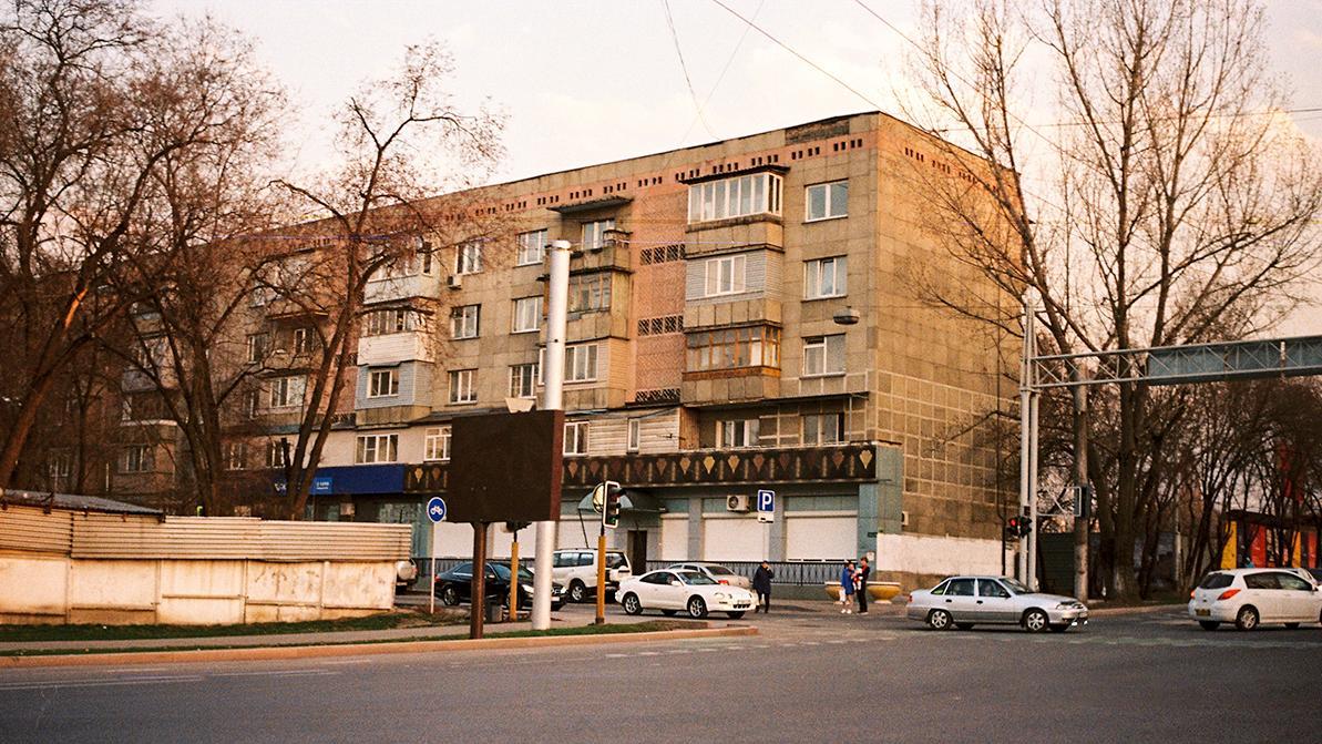 В рамках реконструкции «Атакента» отрезок улицы Утепова расширят
