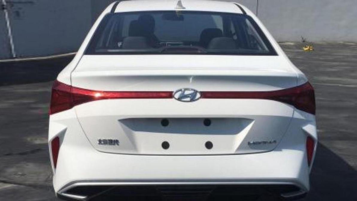 Таким может быть обновлённый Hyundai Accent